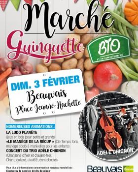 Marché Bio de Beauvais 2019