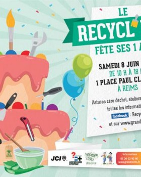 Recycllab Grand Reims 2019