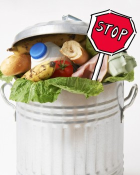 j'arrête le gaspillage!